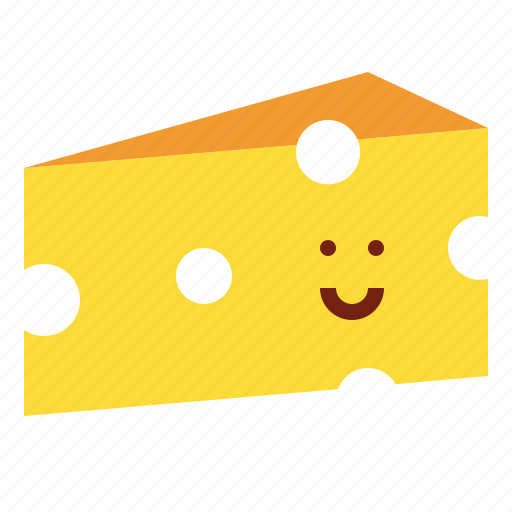 Cheese, food, milk, piece icon - Download on Iconfinder