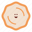 bakery, dough, flour, food icon
