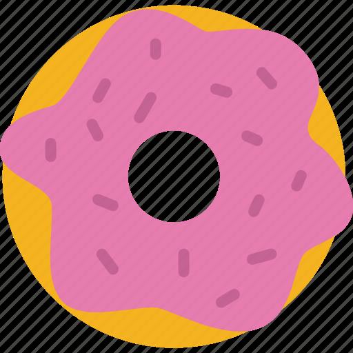 bakery, donut, doughnut, food, pastry icon