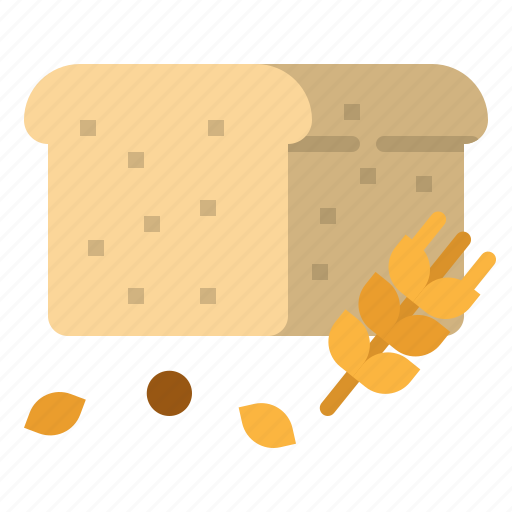 Bread, gain, wheat, whole icon - Download on Iconfinder