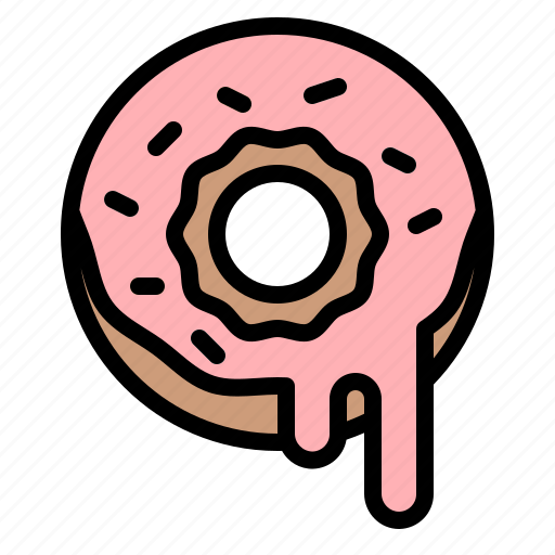 Baker, dessert, donut, doughnut, sweet icon - Download on Iconfinder