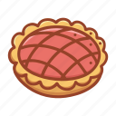 apple pie, bakery, cook, dessert, food, sweet, tasty