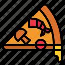 pieace, piece, pizza icon