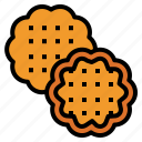 biscuit, cookies icon