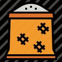 bag, flour icon