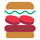 burger, hamburger icon