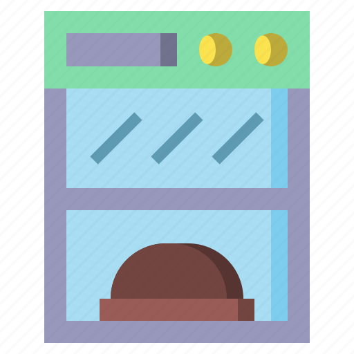 and, food, furniture, household, kitchenware, oven, restaurant icon