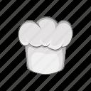 cap, cartoon, chef, cook, kitchen, mustache, restaurant