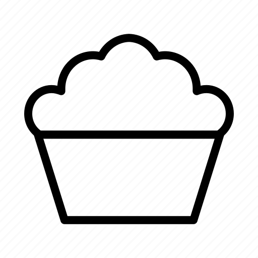 Bakery, food, muffin icon - Download on Iconfinder