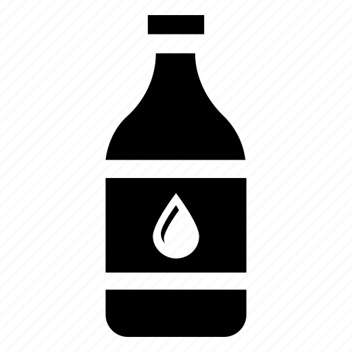 Bottle, cooking oil, oil, olive oil, vegetable oil icon - Download on Iconfinder