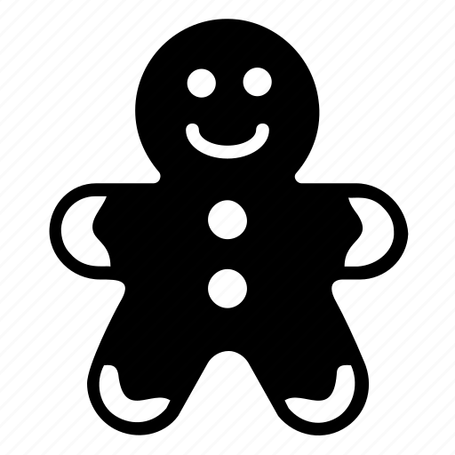 biscuit, candy, christmas, cookie, gingerbread man icon