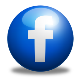ball, facebook icon