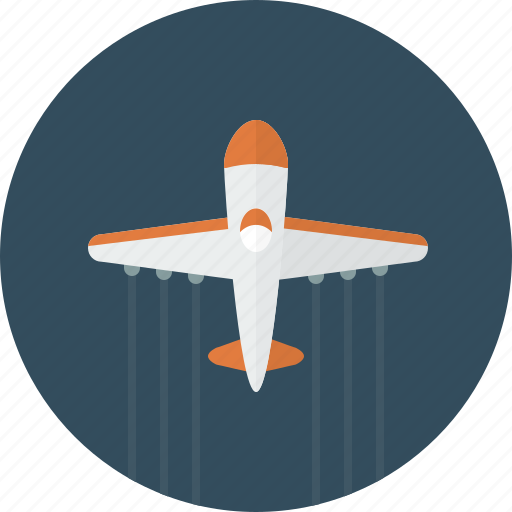 airplane, flight, fly, plane, travel icon