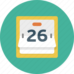 calendar, daily, date, day, event, history, month, plan icon
