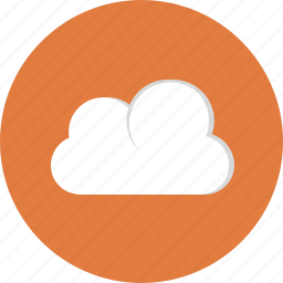 cloud, weather icon