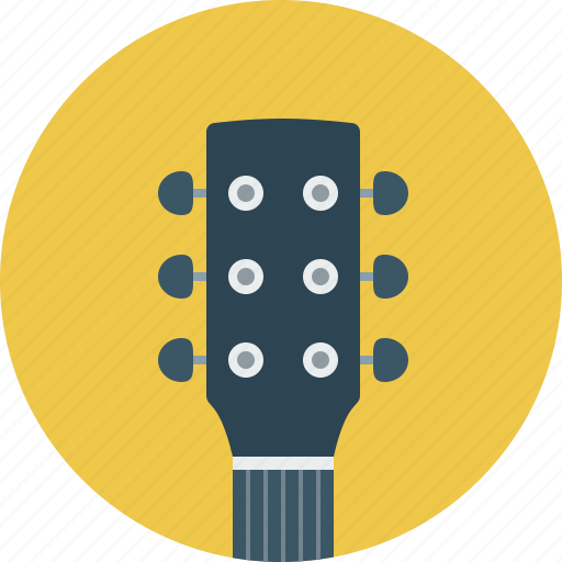 guitar, music, play, rock, song icon