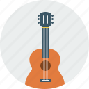 guitar, music, play, song, string icon