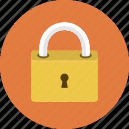 key, lock, locked, password, protection, secure, security, unlock icon