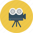movie, camera, video, cinema icon