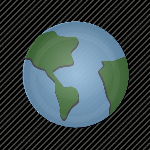 ball, eart, globe, planet icon