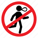 ban, chewing, gum, guming, no, notice, sign icon