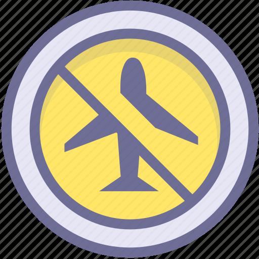 ban, block, prevention, prohibited drone, stop icon