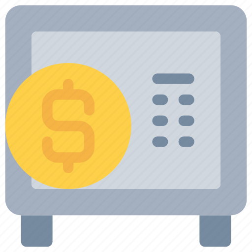 bank, business, finance, investment, money, saving icon