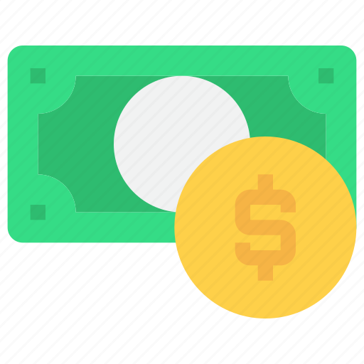 banking, business, coin, money, payment icon