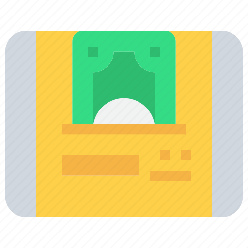 banking, mobile, money, online, payment, smartphone icon