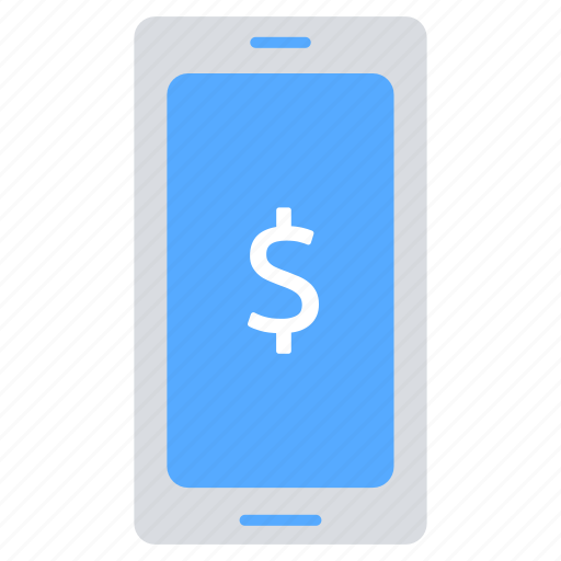 Buy, dollar, mobile banking, mobile payment, mobile phone, money icon - Download on Iconfinder