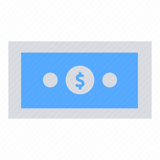 Banknote, cash, dolllar, income, money, payment icon - Download on Iconfinder
