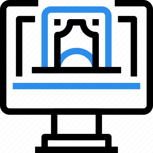 banking, business, computer, online, payment, seo, shopping icon