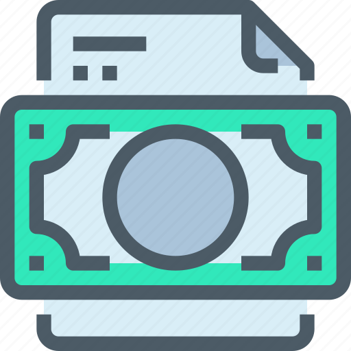Bank, banking, document, finance, financial icon - Download on Iconfinder