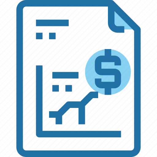 bank, banking, document, fiancial, file, finance, invoice icon