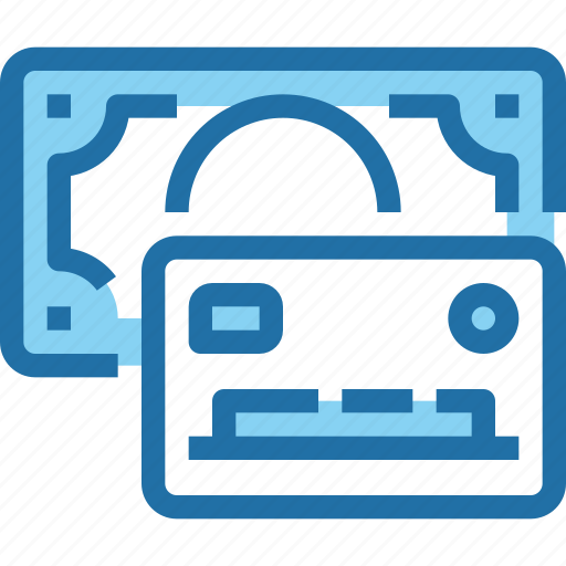 bank, banking, card, credit, payment icon