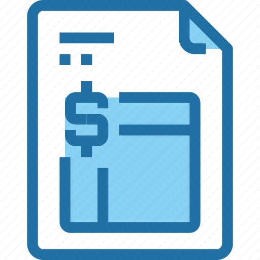 Bank, banking, document, file, finance, financial icon - Download on Iconfinder