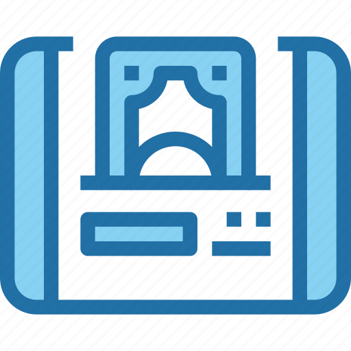 bank, banking, money, online, tablet icon