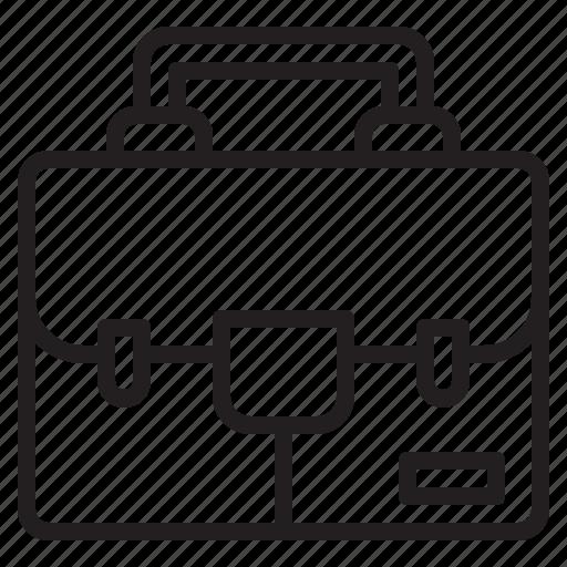 Briefcase, business, job, portfolio, suitcase, work icon - Download on Iconfinder