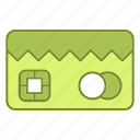 banking, business, card, cards, credit, payment icon