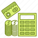 accounting, banking, calculation, financial, payment