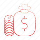 banking, cash, money, payment icon