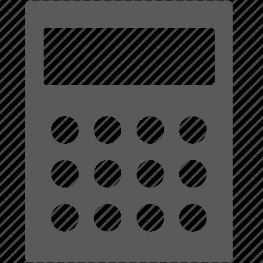 budget, business, calculator, finance icon