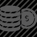 business, coin, finance, money, shopping