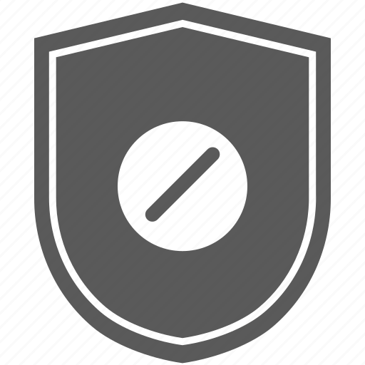 lock, security, shield icon