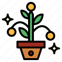 banking, finance, growth, money icon