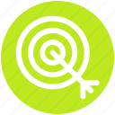 aim, ambition, bulls-eye, shooting, shooting target, sports shooting, target icon