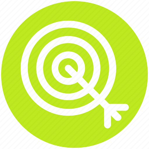 Aim, ambition, bulls-eye, shooting, shooting target, sports shooting, target icon - Download on Iconfinder