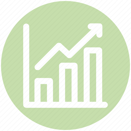 Analytics, chart, graph, metrics, sales, stats icon - Download on Iconfinder