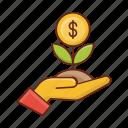 growth, profit, increase, dollar, finance