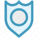 antivirus, center, protection, secure, security, shield icon